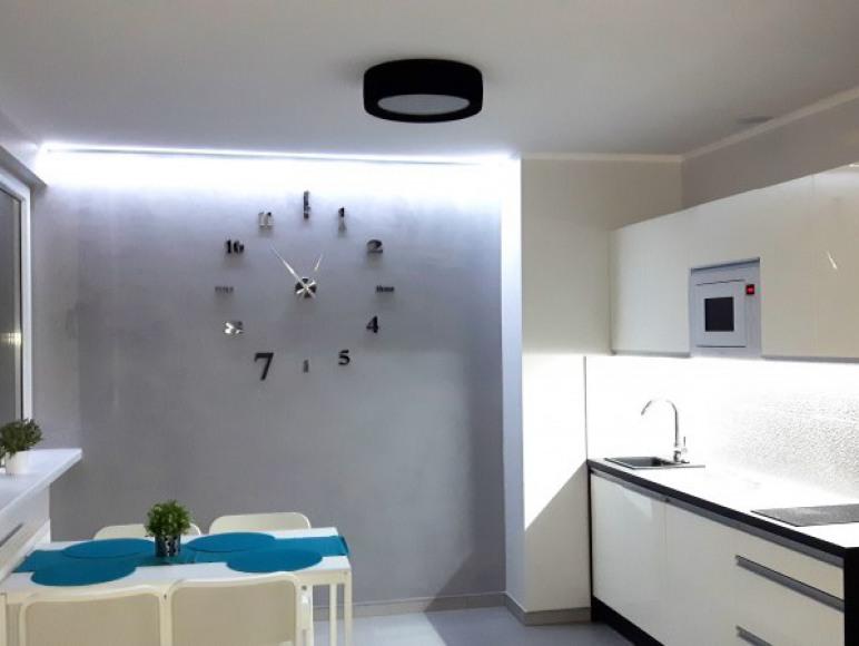 Apartament 7 kuchnia
