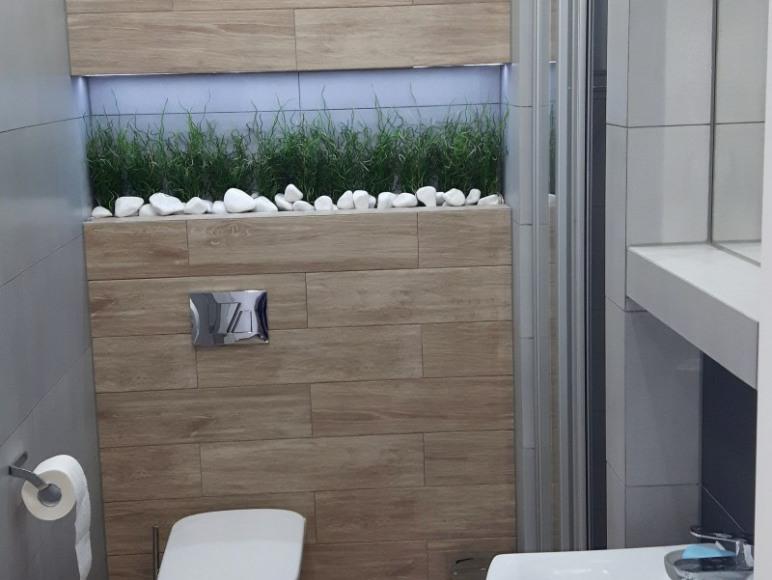 Apartament 9 łazienka