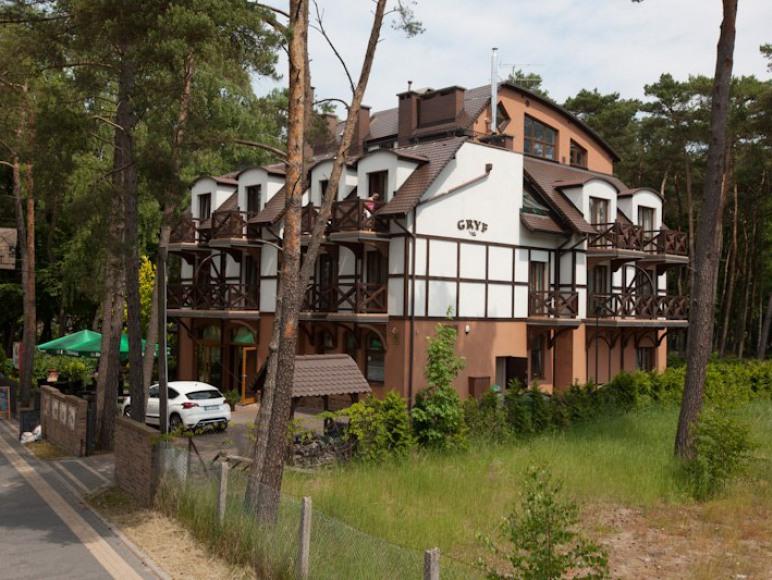 A to nasz drugi hotel w Mielnie : Willa GRYF