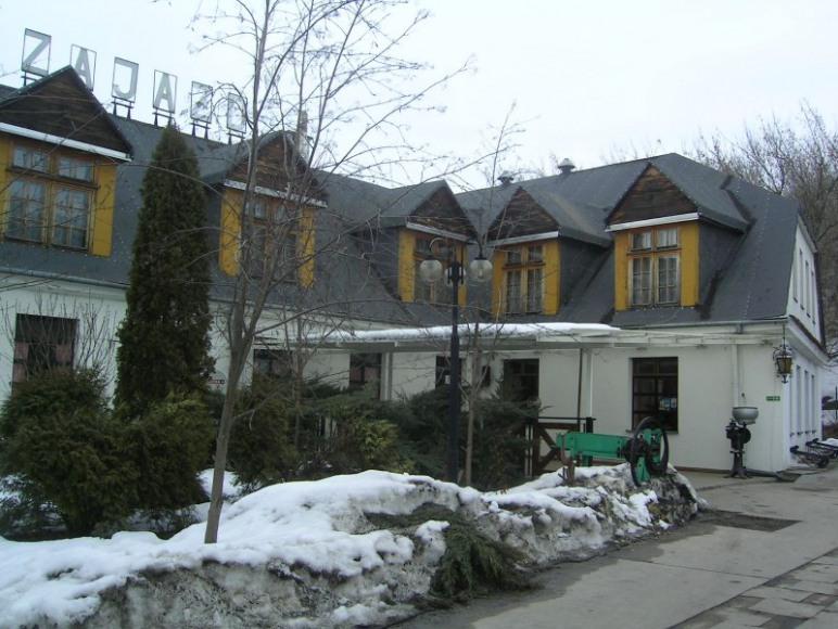Zajazd Rybaki