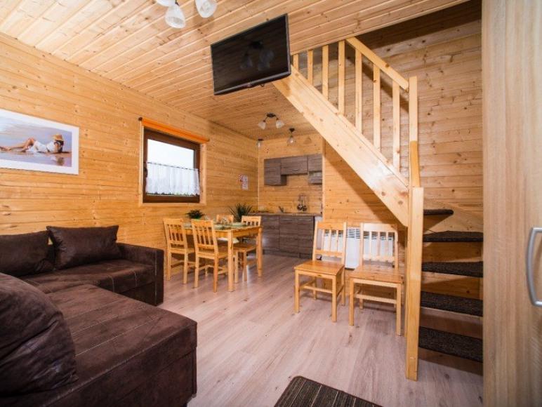 Dom-apartament salon