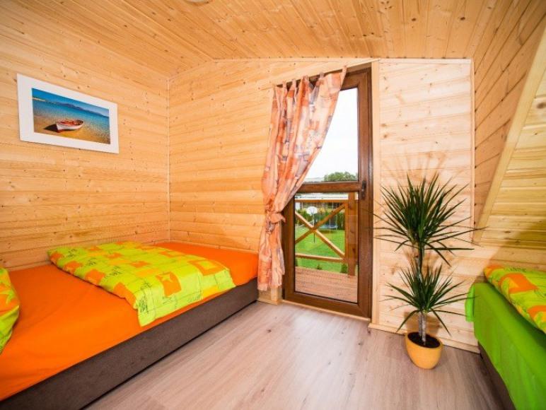 Sypialnia 1 dom- apartament