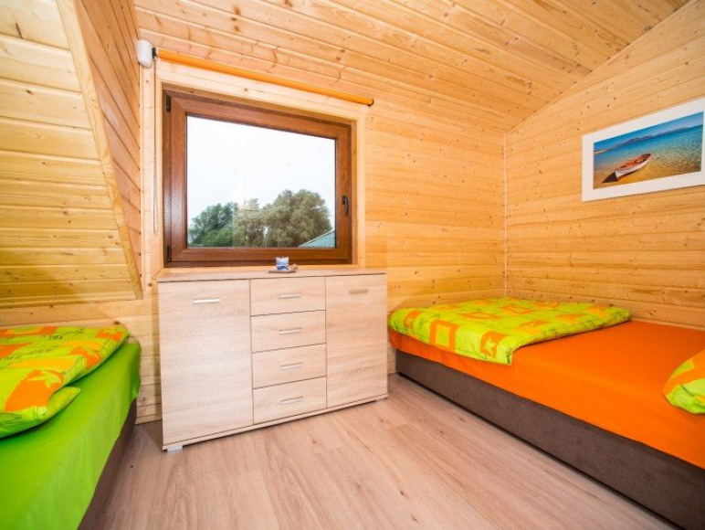 Sypialnia 2 dom-apartament