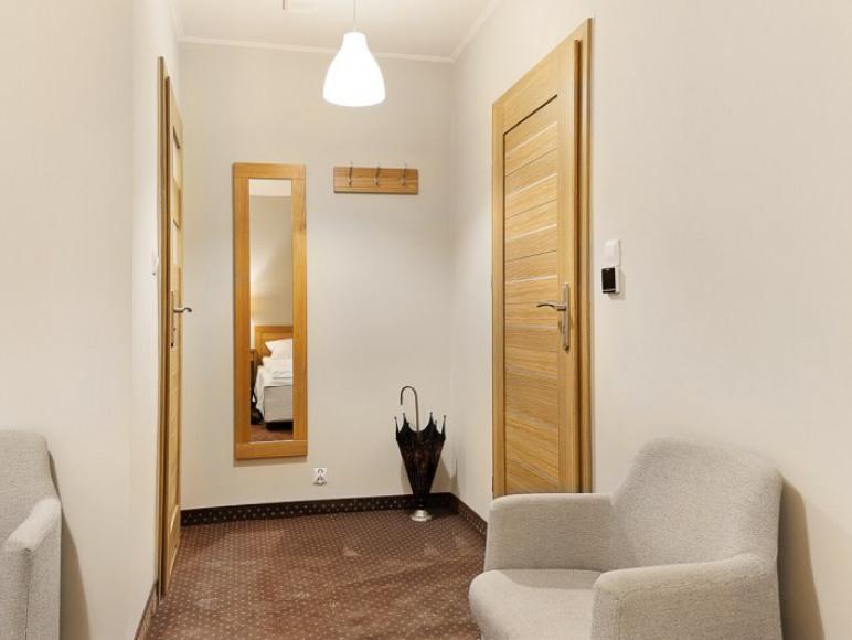 Malczewskiego 25. Hotel. Pokój 3-osobowy.