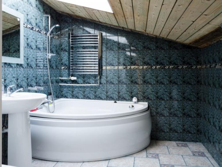 Loft - prywatna łazienka