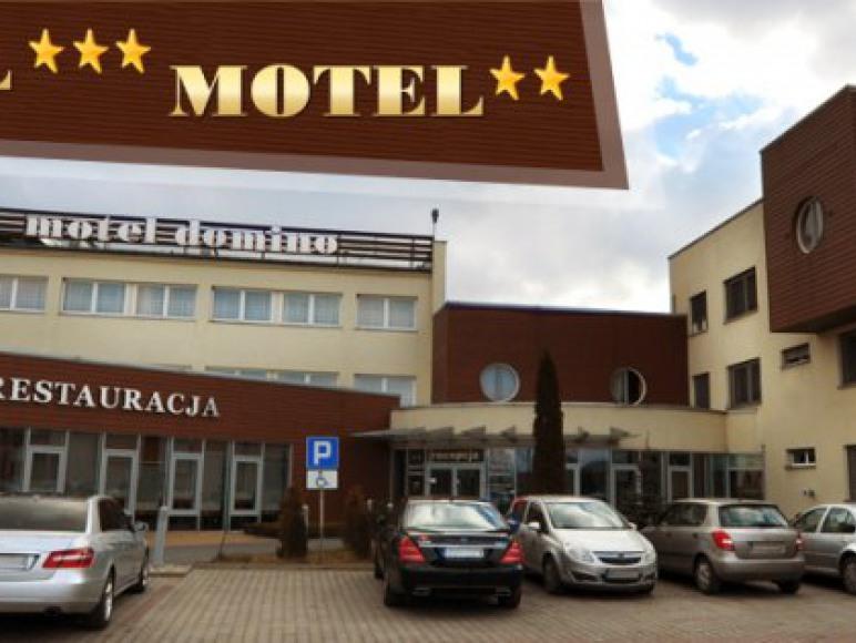 HOTEL *** MOTEL ** DOMINO