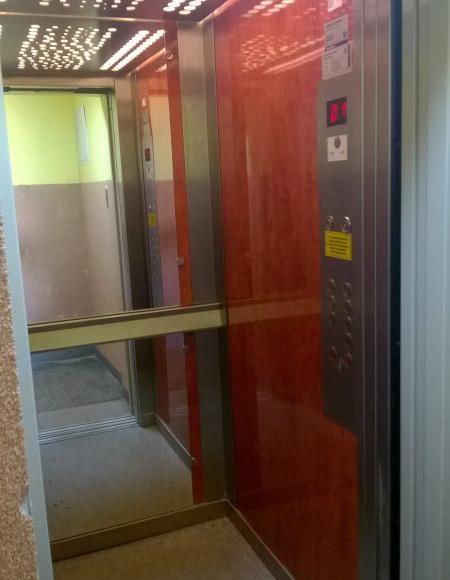 nowoczesna winda