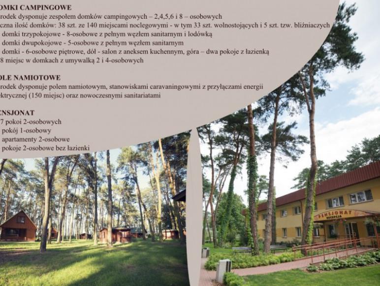 Ośrodek Rekreacji i Turystyki Kozienickiego Centrum Rekreacji i Sportu