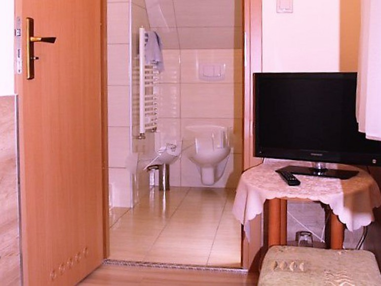 Pokój z łazienką Tv, Wi-fi