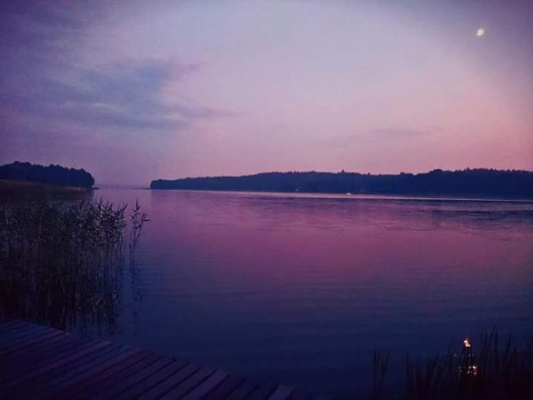 Jezioro Sasek Wielki