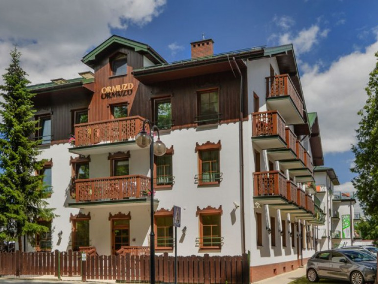 Sanatorium Zbyszko