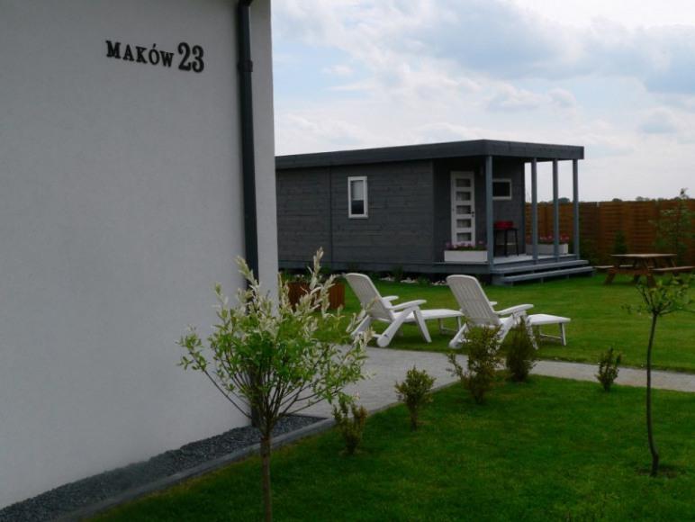 """Apartament """"Makowy"""" i Domek Letniskowy"""