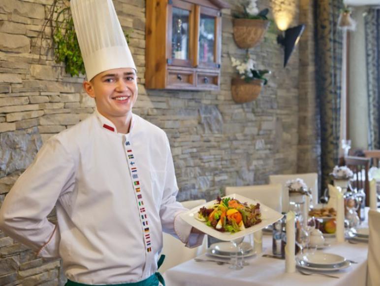 Restauracja regionalna Karolówka Zaprasza