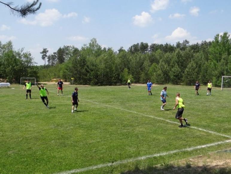 mecz piłkarski