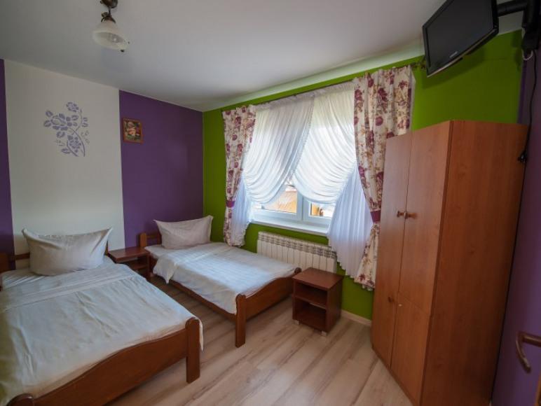 Przykładowy pokój.