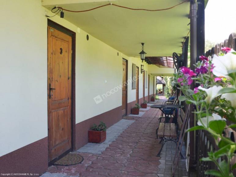 Ośrodek Wypoczynkowy Blue Cafe
