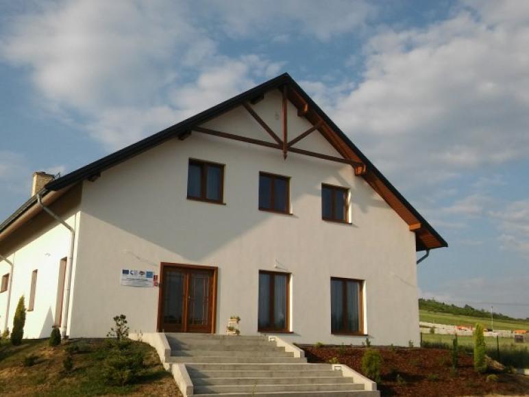 Pensjonat w Sobkowie