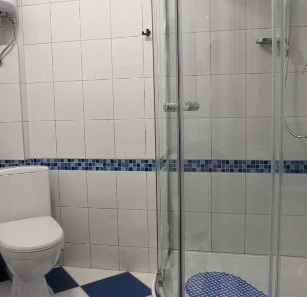 Domek 2 - parter-łazienka