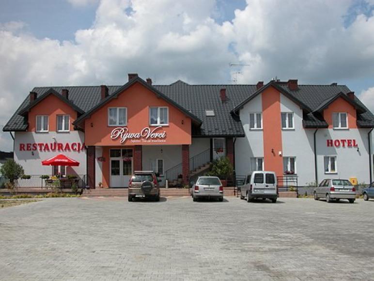"Hotel ""Rywa Verci"""