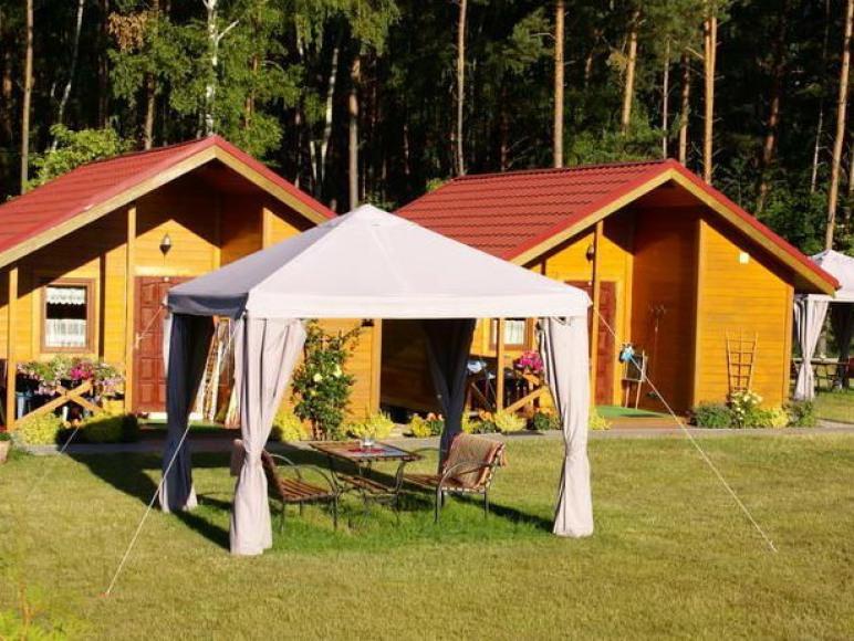 Komfortowe Domki Drewniane Leśny Zakątek