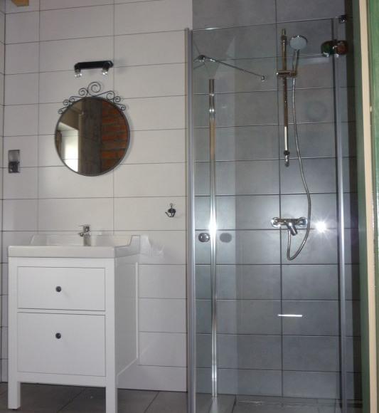 Domek Duży - łazienka