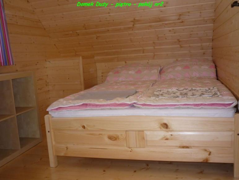 Domek Duży - piętro - pokój nr2