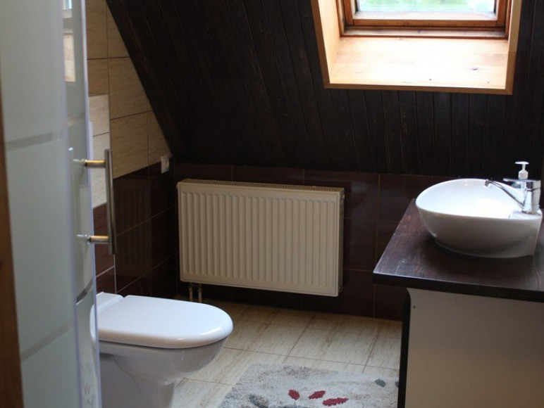 łazienka na piętrze