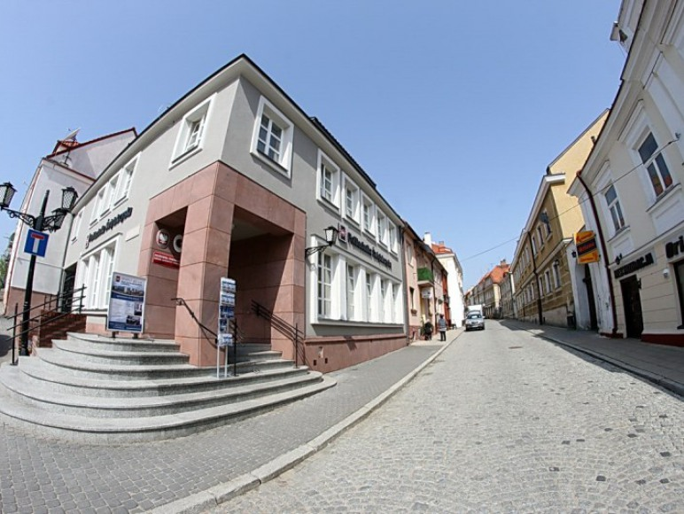 Ośrodek Architektury i Humanistyki Politechniki Świętokrzyskiej w Sandomierzu