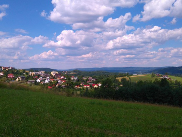 Panorama Polańczyka