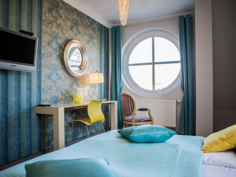 Apartament Królewski - wschodnia sypialnia