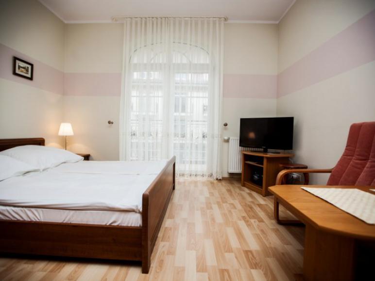 Apartament dwuosobowy w Trzech Koronach