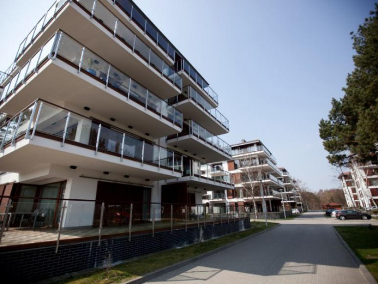 Kompleks 7 budynków między Promenadą a wydmami - Baltic Park Plaża