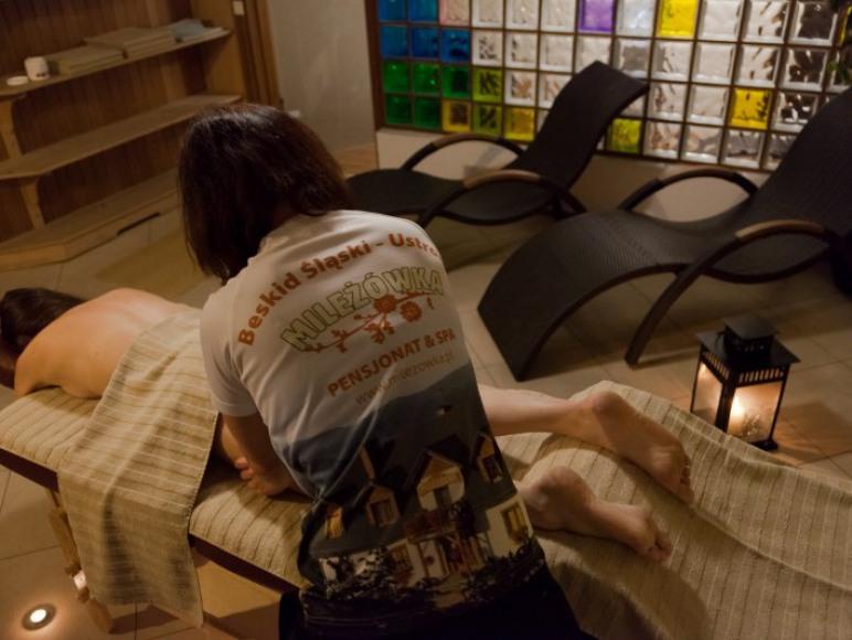 Strefa SPA - masaż