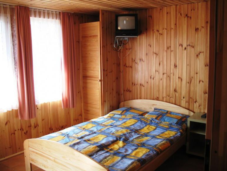 wnętrze łóżko małżeńskie 140x200