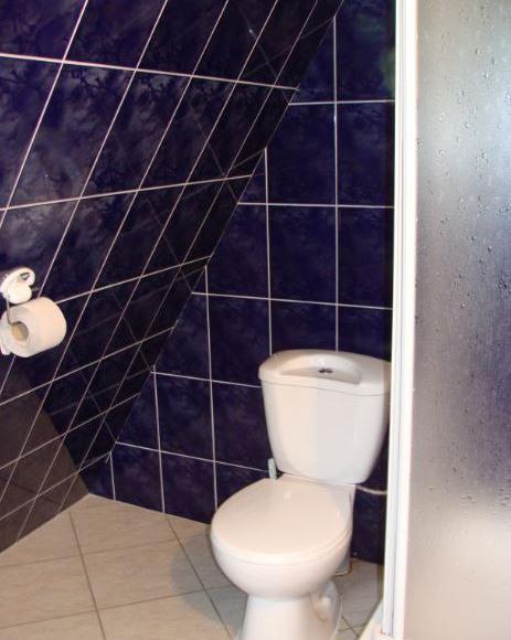 łazienki w Brdach