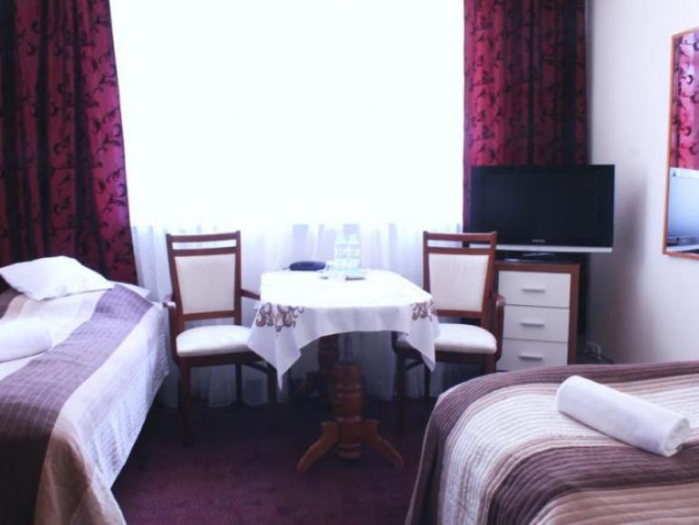 Pokój dwu lub trzy osobowy nr 31