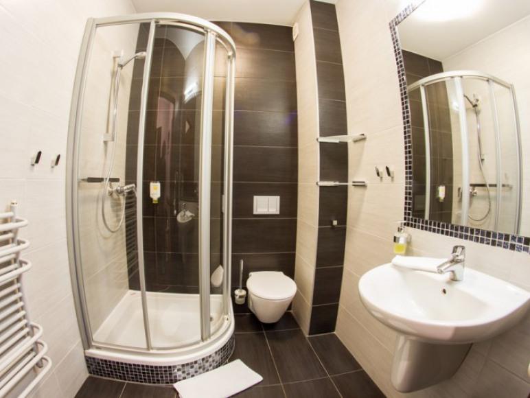 łazienka w pokoju nr 24