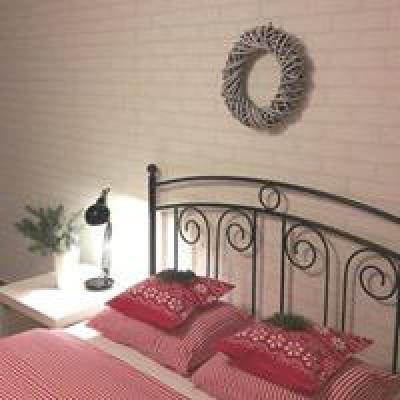 Pokój Jaśmin w zimowej odsłonie