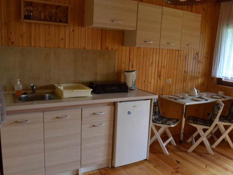 Domek Lewy - aneks kuchenny