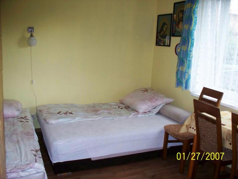 Pokój 3 osobowy parter