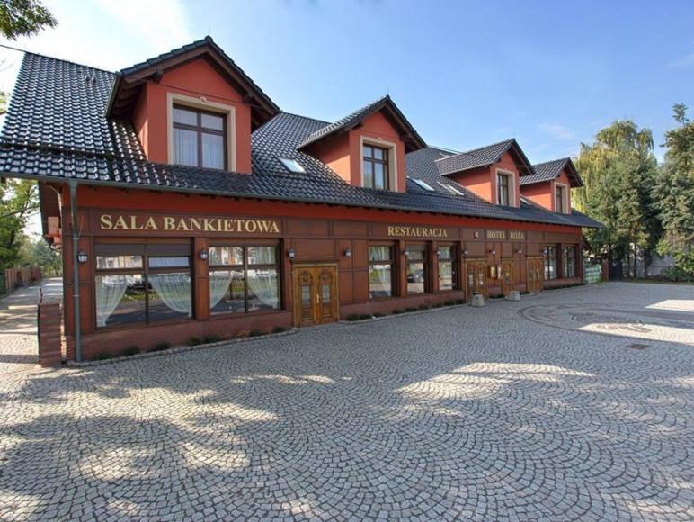 Hotel Róża & Restaurant