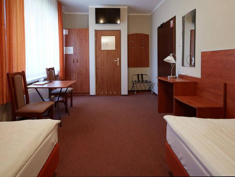 Hotel Włókniarz