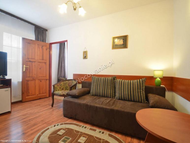 Apartament - drugi pokój.