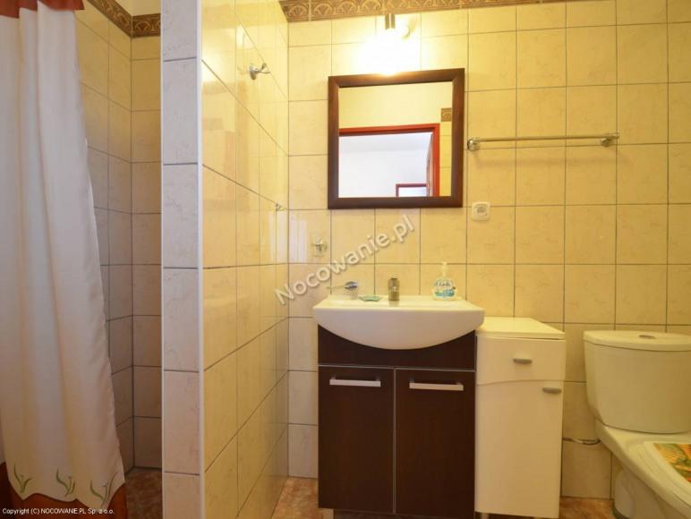 Łazienka - apartament.
