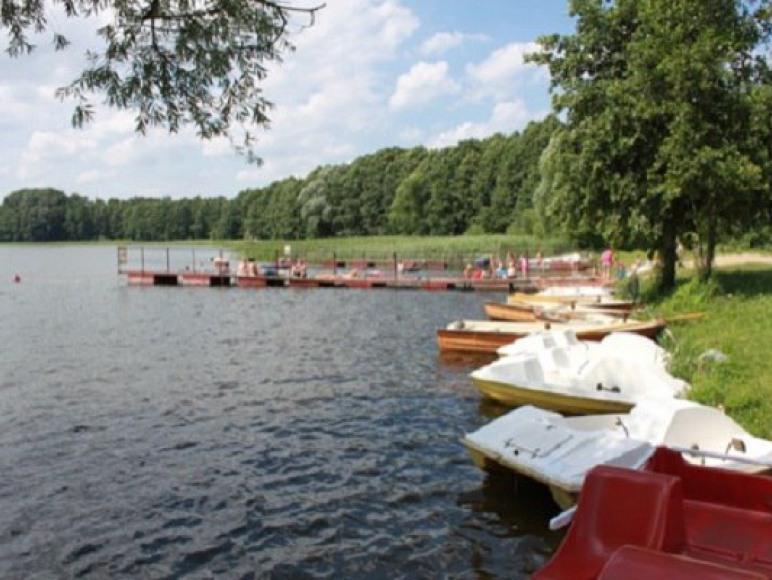 jezioro 200 m