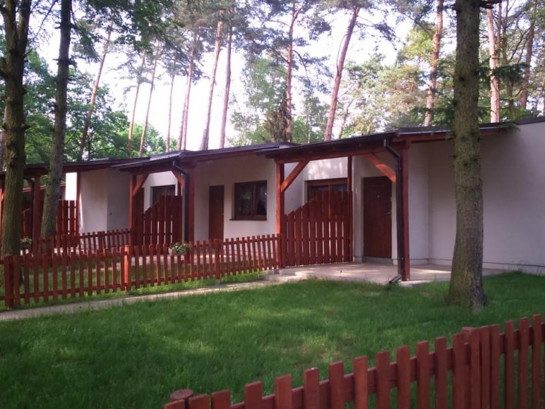 domki 2 pokojowe comfort