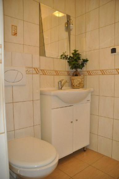 łazienka w studiu
