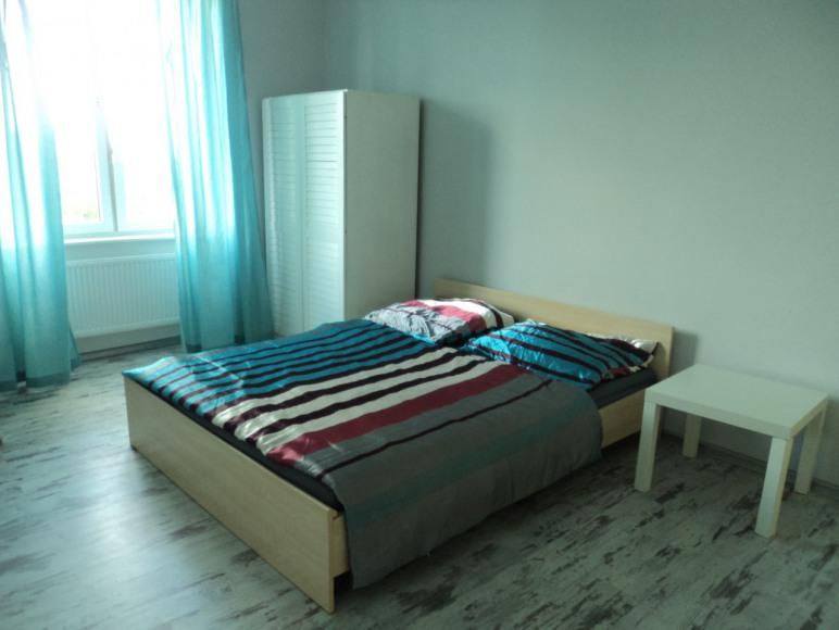 Wałowa sypialnia