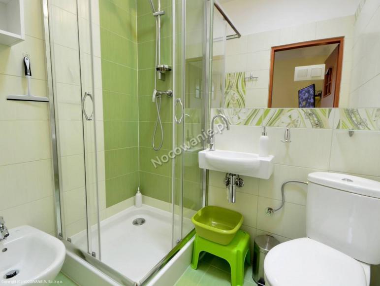 łazienka - pok. nr 1