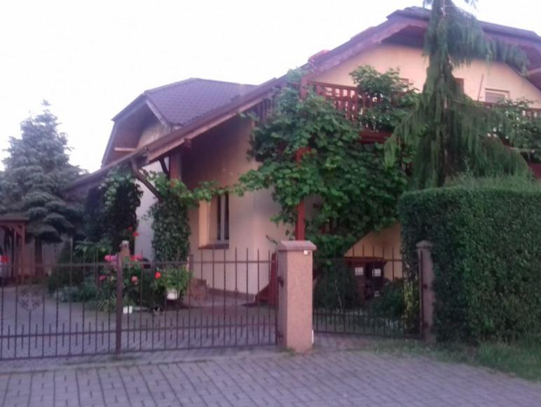 widok ogólny domu